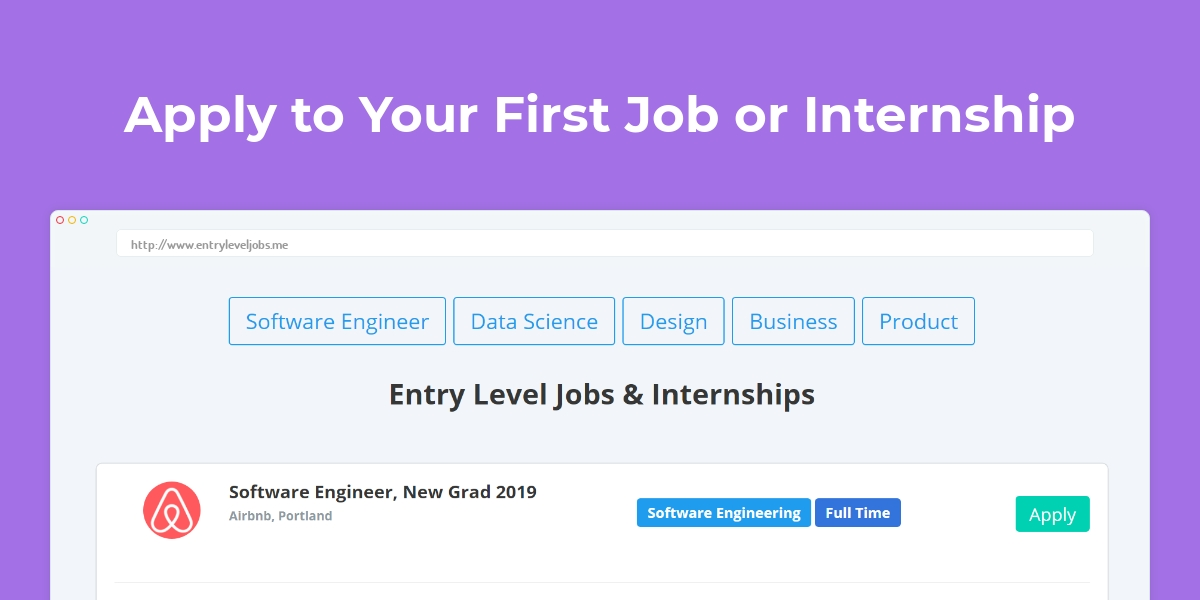 Marketing Internships Summer 2020.All Entry Level Jobs Internships For New Grads At One Place